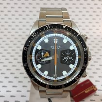 Tudor Heritage Chronograph Steel - 70330N
