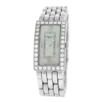 Chopard Classic White gold 18mm Mother of pearl Roman numerals United States of America, New York, New York