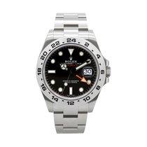 Rolex Explorer II 216570 09/17