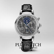 IWC Da Vinci Perpetual Calendar new 2000 Automatic Chronograph Watch with original box and original papers IW392103  IW 392103