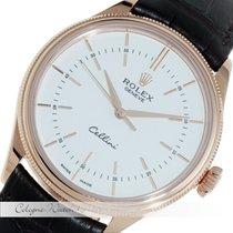 Rolex Cellini Time Roségold 50505