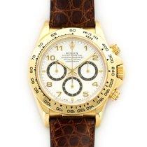 Rolex Yellow Gold Daytona Zenith Watch Ref. 16518