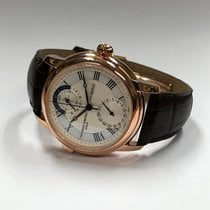 Frederique Constant 42mm Automatic 2018 new Silver