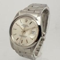 Rolex Oyster Perpetual Date 34mm Steel Watch