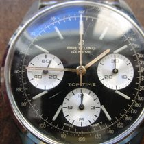 Breitling Top Time gebraucht 38mm Stahl