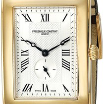 Frederique Constant Classics Carree Gold/Steel 26mm Silver United States of America, New York, Brooklyn