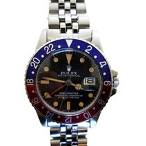 Rolex 1675 Steel 1968 GMT-Master 40mm pre-owned United States of America, California, Newport Beach