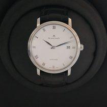 Blancpain Villeret Ultraflach neu 38mm Stahl