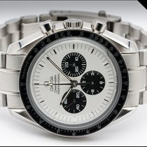 Omega Cronógrafo 42mm Cuerda manual 2005 usados Speedmaster Professional Moonwatch Blanco