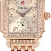 Michele Or rose 29mm Quartz MWW06V000093 nouveau