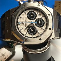 Audemars Piguet 26300ST Stahl Royal Oak Chronograph 39mm