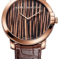 Harry Winston Midnight 451/MA42RL.PL01 new