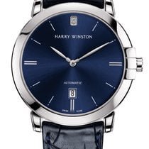Harry Winston Midnight MIDAHD42WW002 new
