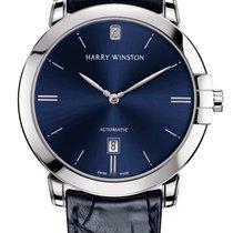 Harry Winston Midnight MIDAHD42WW002 new