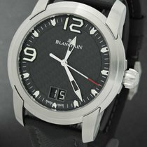 Blancpain L-Evolution Staal 43mm