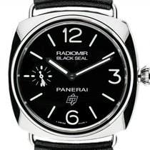 Panerai PAM00380 Staal Radiomir Black Seal 45mm tweedehands