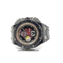 Audemars Piguet Royal Oak Offshore Grand Prix Carbon 44mm Schwarz Keine Ziffern