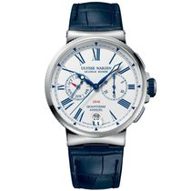 Ulysse Nardin Marine Chronograph 1533-150/E0 новые