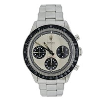 Rolex Daytona Steel 37mm White
