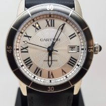 Cartier Steel 42mm Automatic WSRN0002 new