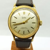 ZentRa Gold/Steel 33mm Manual winding pre-owned