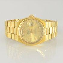 Rolex Day-Date Oysterquartz Żółte złoto 36mm