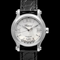 Chopard Happy Sport Steel 30.00mm Silver United States of America, California, San Mateo