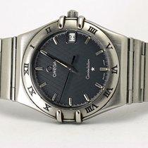 Omega Steel Automatic pre-owned Constellation