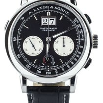 A. Lange & Söhne Datograph Platinum 41mm Black United States of America, Illinois, BUFFALO GROVE