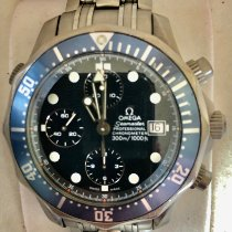 Omega Seamaster Diver 300 M Titanium 41.5mm Blue New Zealand, Picton