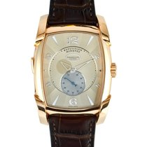 Parmigiani Fleurier Rose gold Manual winding PF008622 pre-owned