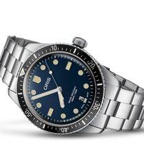 Oris Divers Sixty Five Zeljezo 40mm Plav-modar