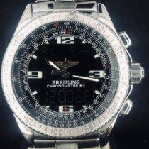Breitling B-1 Steel 43mm Black Arabic numerals