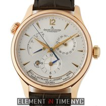 Jaeger-LeCoultre Master Control Master Geographic 18k Rose...