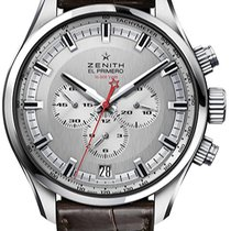 Zenith El Primero Sport Steel Silver United States of America, New York, Brooklyn