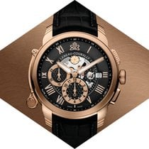 Lebeau-Courally Rose gold 43mm Automatic LC02-11-C3-D06 new