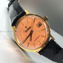 Zodiac - Vintage Orange Dial Y/G