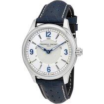 Frederique Constant Horological Smartwatch silver dial