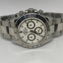 Rolex Cosmograph Daytona 40mm 116520 White Dial