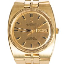 Omega Constellation Day-Date Geelgoud 40mm