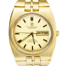 Omega Constellation Day-Date Yellow gold 40mm United Kingdom, London