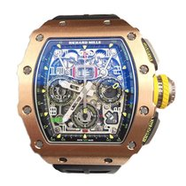 Richard Mille RM11-03 Automatique Rattrapante Chronograph Or...