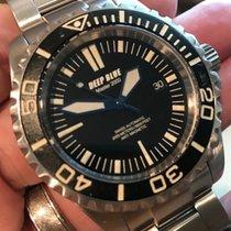 Deep Blue M2K MASTER 2000 SWISS AUTOMATIC DIVER – BLACK-BLACK-...