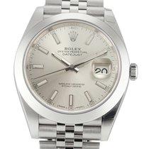Rolex Datejust II Steel 41mm Silver United States of America, New York, New York