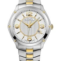 Ebel 1216186 Classic Sport in Steel and Yellow Gold - on Steel...
