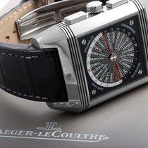 Jaeger-LeCoultre Titanium Reverso Squadra World Chrono -...
