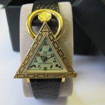 Waltham Masonic 18K Dreieckig