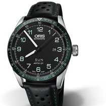Oris new Automatic Luminescent Hands Limited Edition 44mm Steel Sapphire Glass