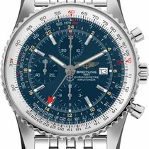 Breitling Navitimer World new 2019 Automatic Watch with original box and original papers A2432212/C651-453A