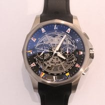 Corum Admiral's Cup (submodel) new 2013 Automatic Watch with original box and original papers 404.100.04/F371 AN10